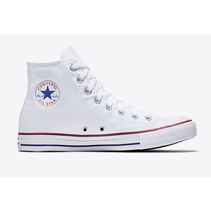 Converse White Chuck Taylors All Star High Tops